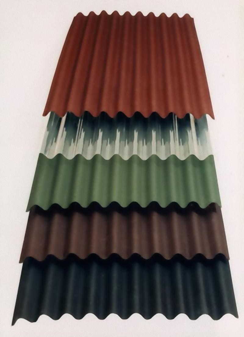 Nâng cao tính thẩm mỹ cho công trình khi sử dụng tôn lạnh màu