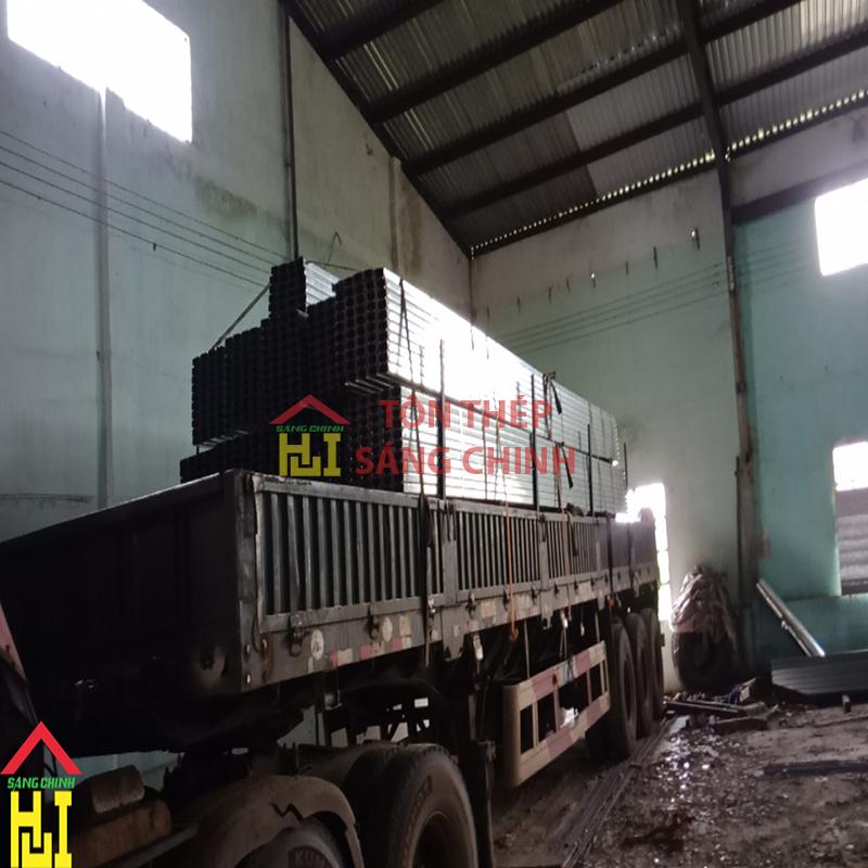 Báo giá thép hộp tại Bình Phước