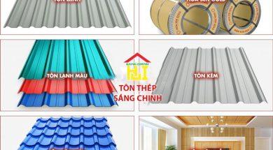 Bảng giá thép hộp mạ kẽm Hoa Sen