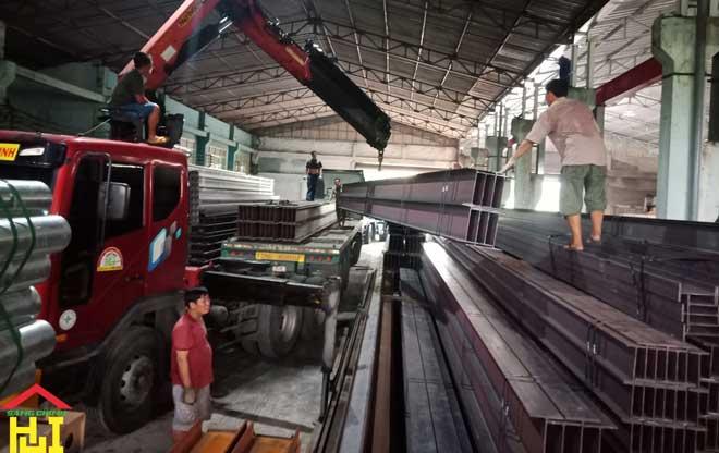 Đại lý cung cấp vật liệu xây dựng Tphcm