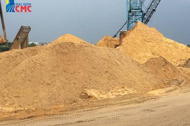 Báo giá cát bê tông rửa năm 2021